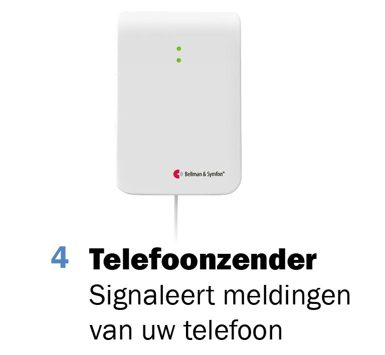 4. Telefoonzender